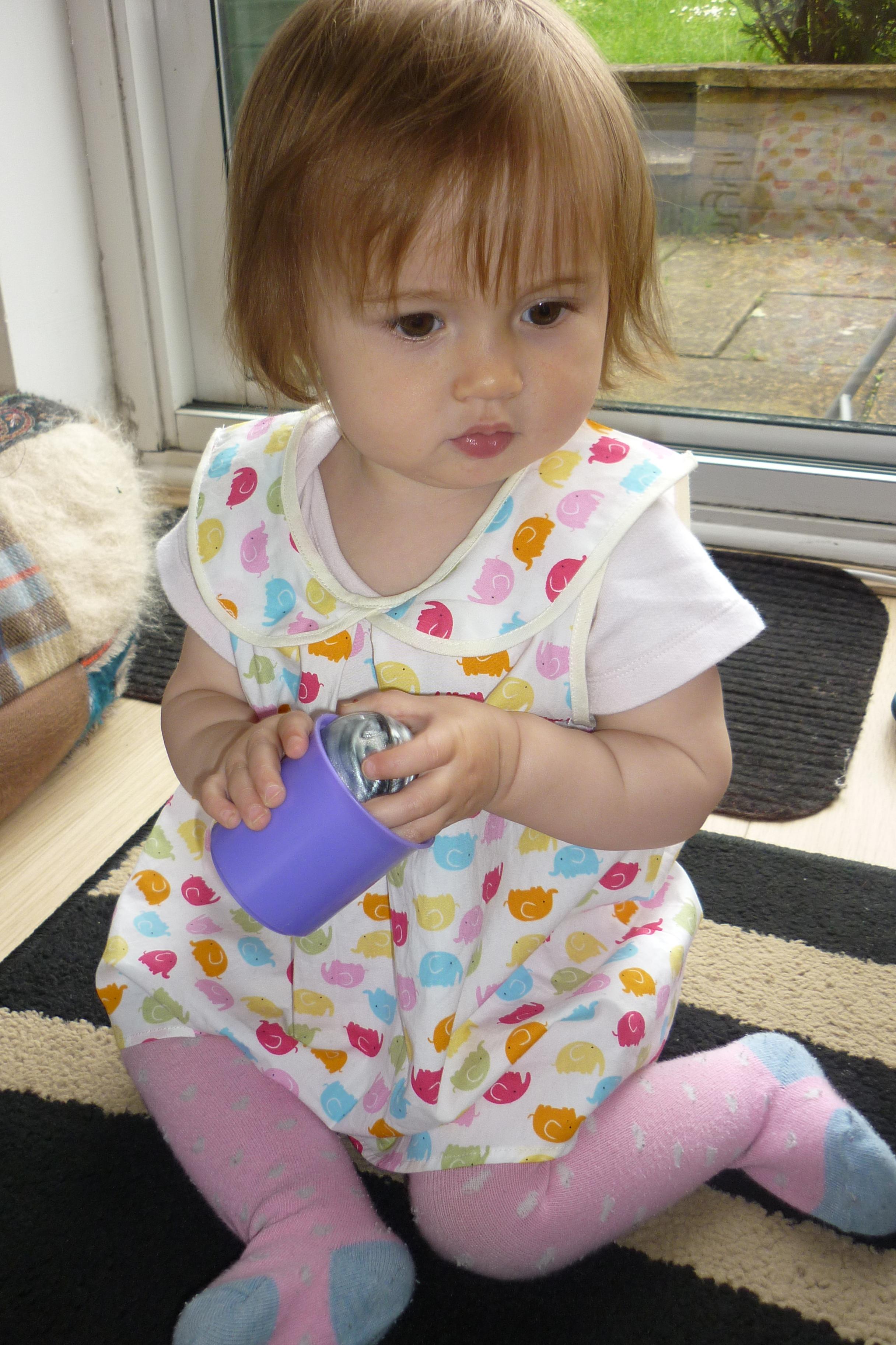GBSB Baby Girls Dress