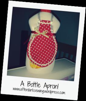 A Bottle Apron!