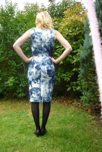 Eva Wiggle Dress